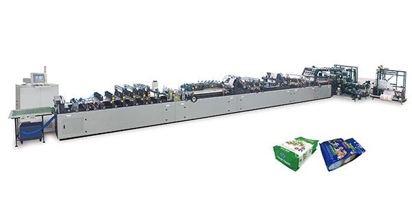 Máy làm túi đáy bằng tự động KMM-700FB