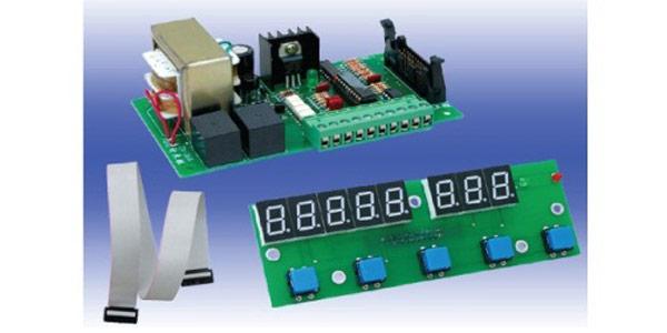 Bo mạch điều khiển tốc độ và độ dài