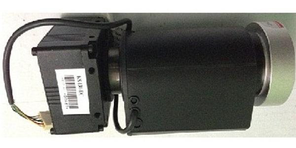 Hai đầu camera của tủ màn hình kiểm tra máy in