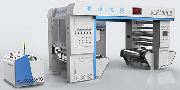 Máy ghép không dung môi SLF-1000B