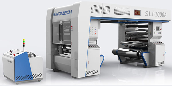 Máy ghép không dung môi Model: SLF1000/1300/1500A